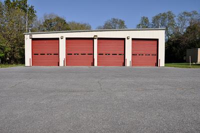 commercial garage door repair installation